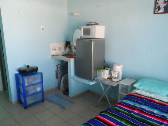 Studio Media kitchen facilities